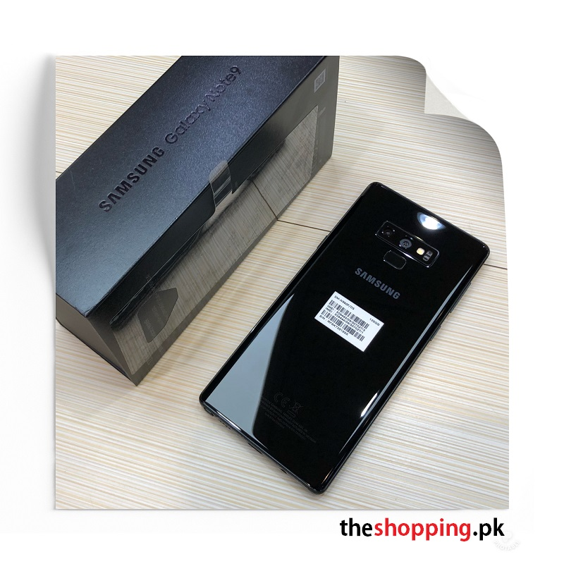 Samsung Galaxy Note 9 The Shopping