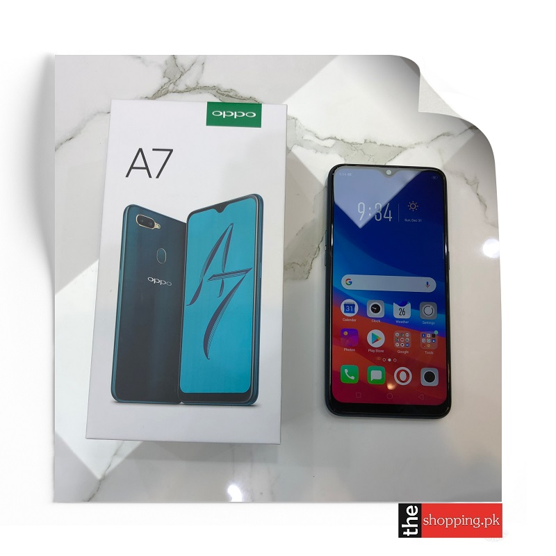 Oppo A7 New Price In Pakistan {Nhs Alumni}