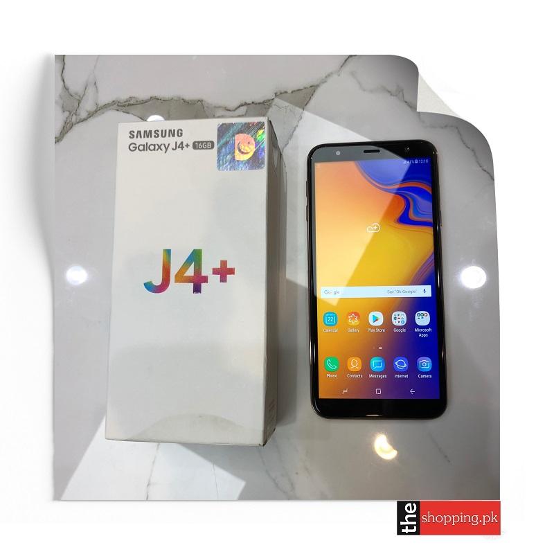 48559cdbaf SAMSUNG GALAXY J4 PLUS - The Shopping